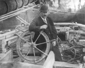 Captain Jeff Thomas
