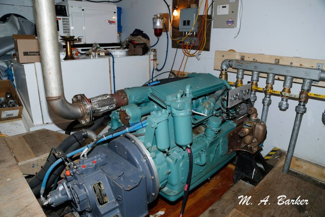 2014—A peek inside the engine room!