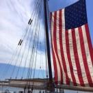 2016 June Flag on Adventure