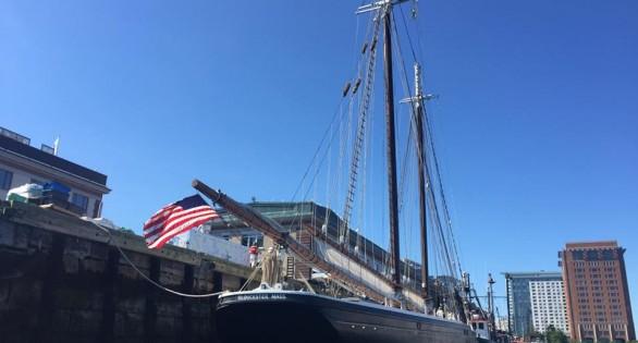 2016 Aug Adventure in Boston