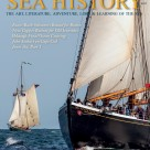 2017 Summer Cover Sea History Magazine