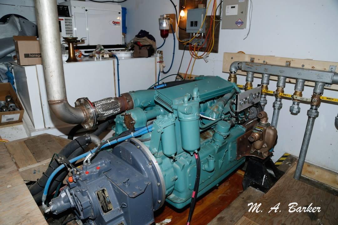 2014—A peek inside the engine room!